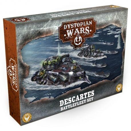 Descartes Battlefleet Set: DW 3.0
