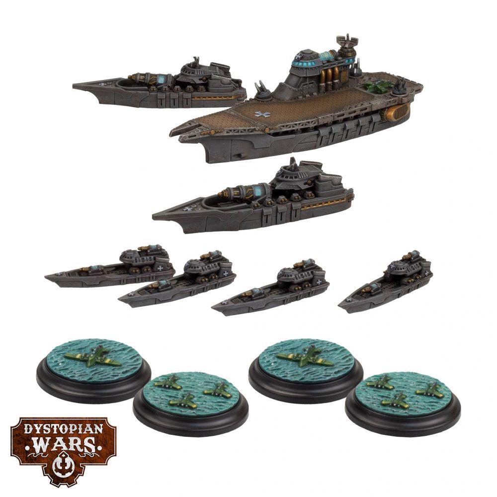 Tempelhof Battlefleet Set: DW 3.0
