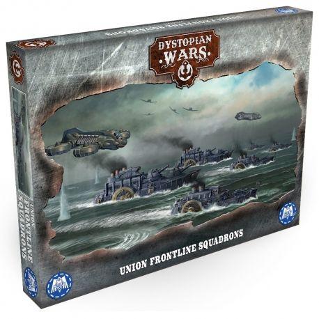 Union Frontline Squadrons: DW 3.0