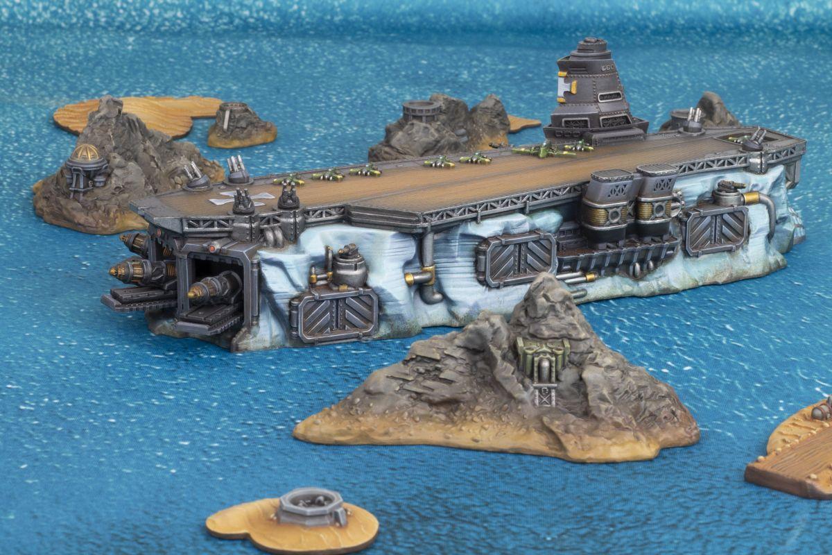 Ice Maiden Battlefleet Set: DW 3.0