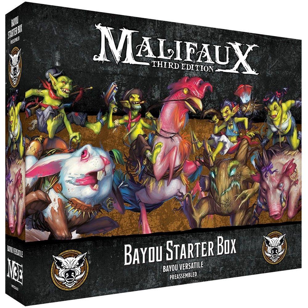 Bayou Starter Box - M3e Malifaux 3rd