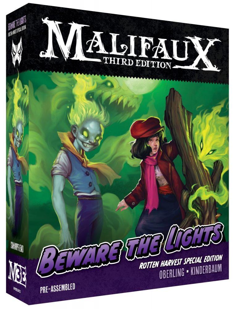 Beware The Lights Rotten Harvest - LTD - Malifaux 3rd
