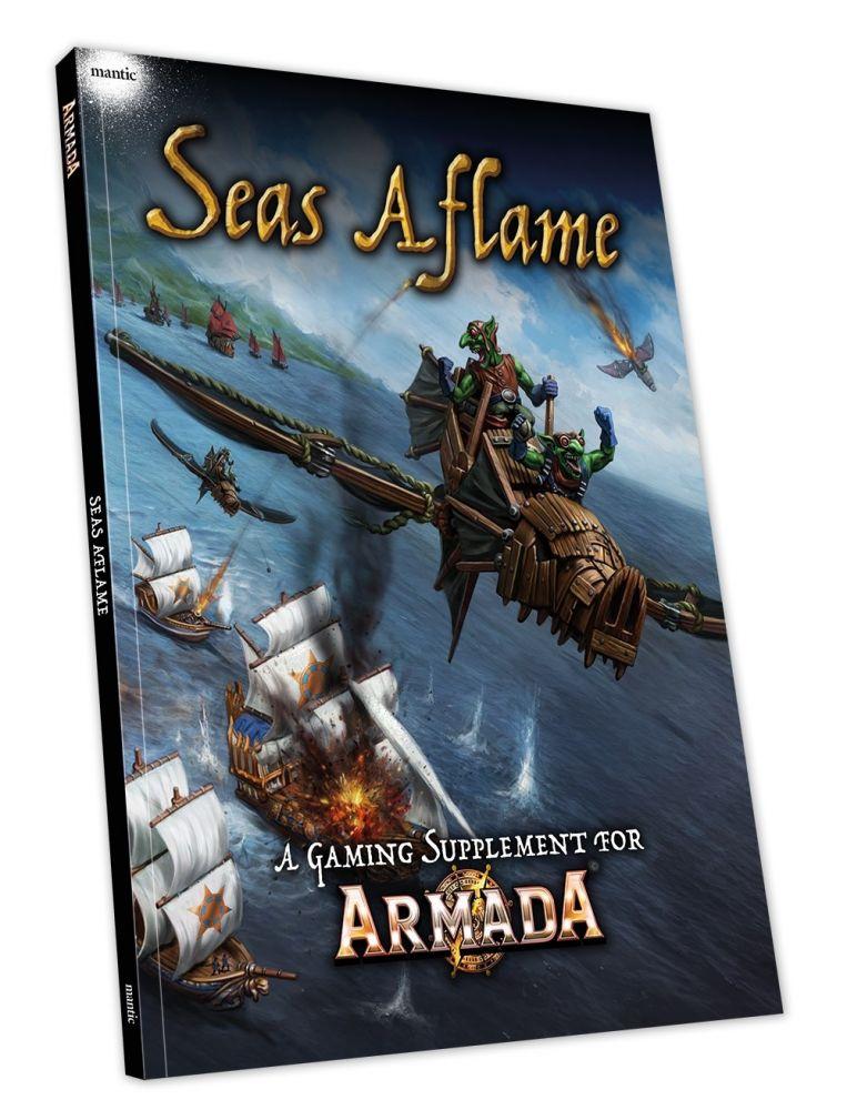 KoW Armada: Seas Aflame