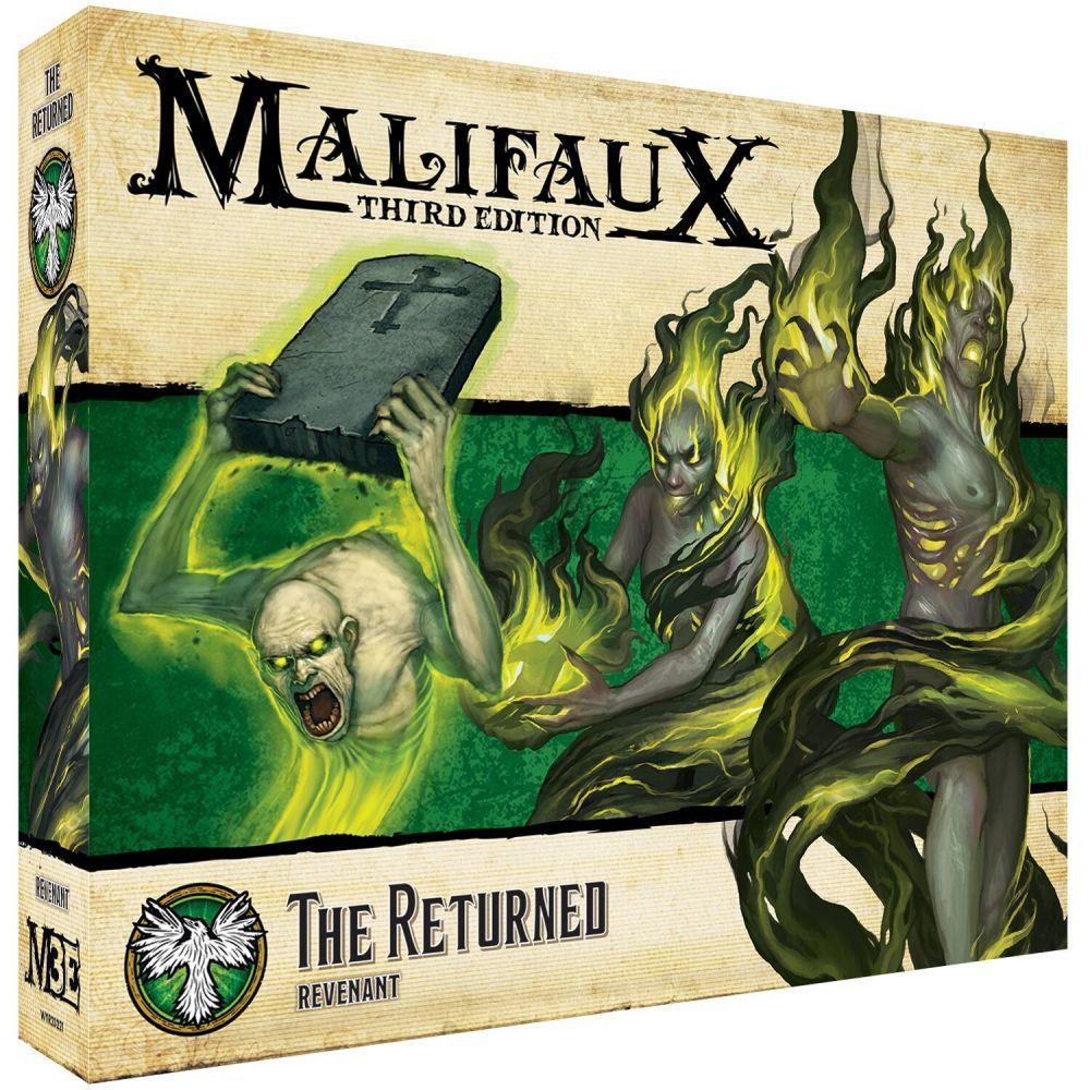 The Returned - Malifaux 3e