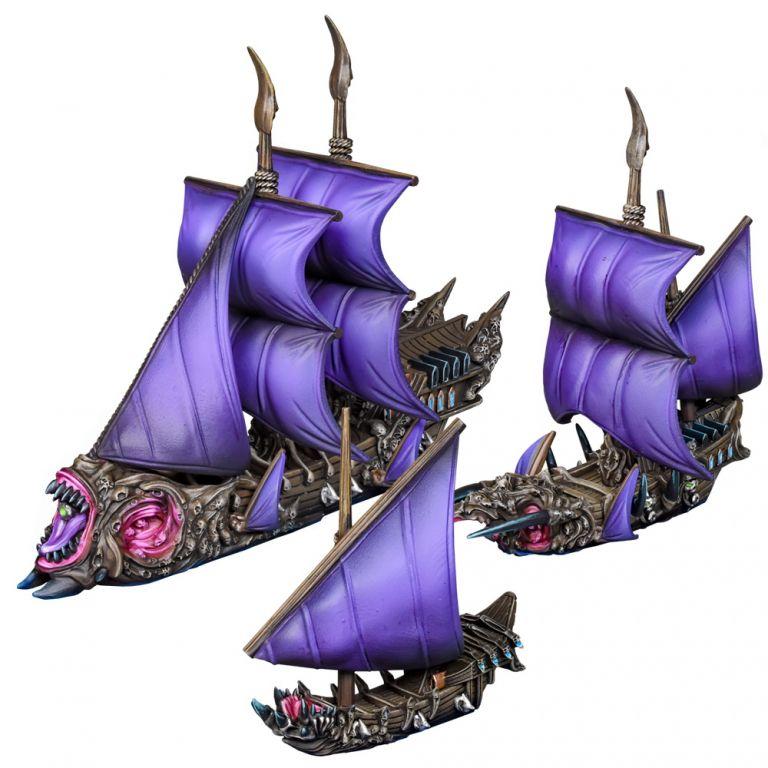 KoW Armada Twilight Kin startovní flotila
