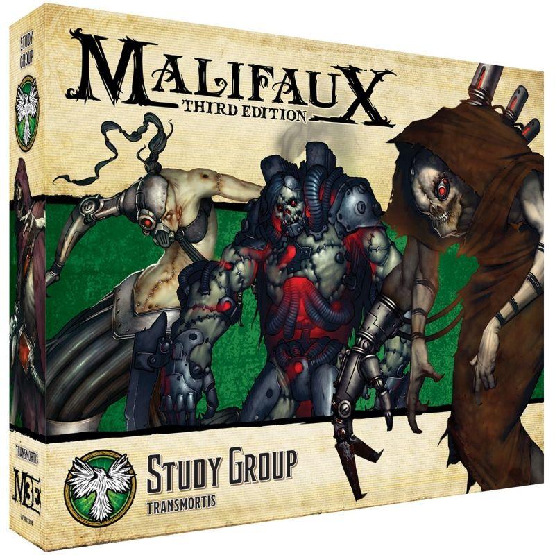 Study Group - Malifaux 3e