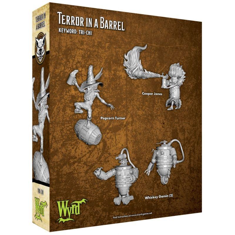 Terror in A Barrel - Malifaux 3e