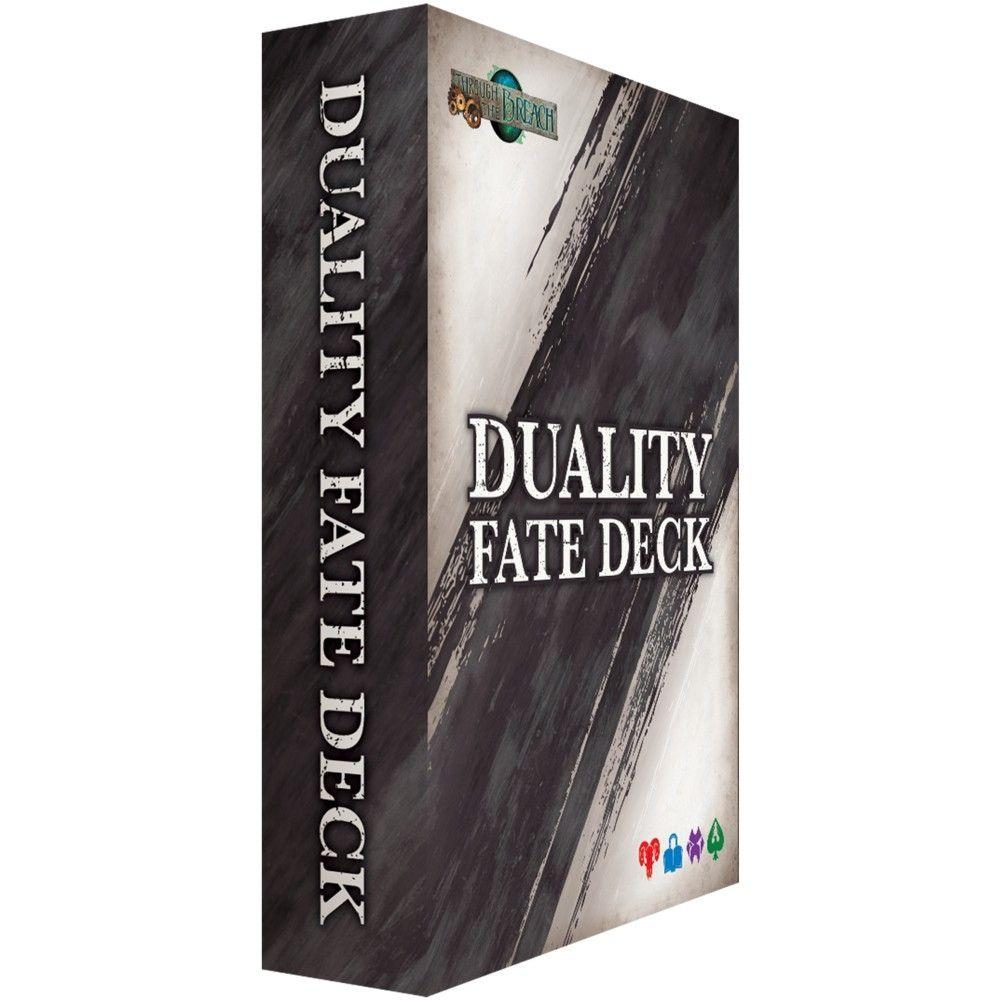 Duality Fate Deck - Malifaux 3ed.