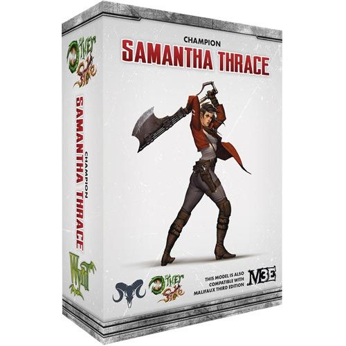 Samantha Thrace - The Other Side
