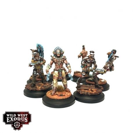 Tribal Retribution Starter Set