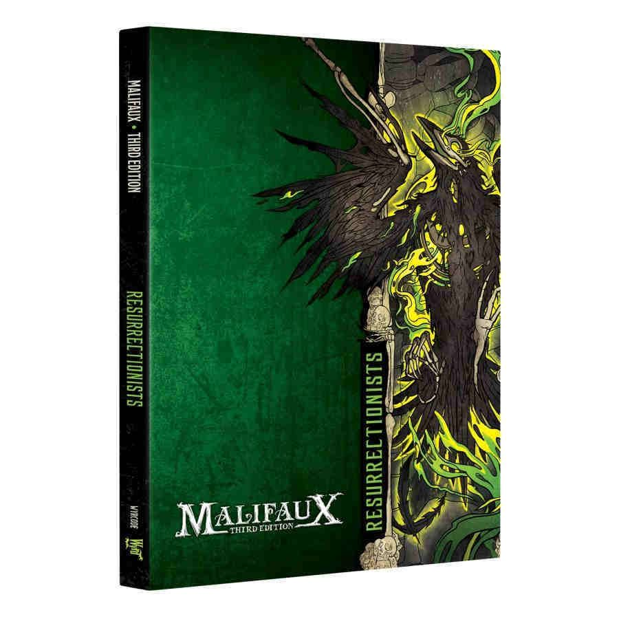 Resurrectionist Faction Book - M3e Malifaux 3rd Edition