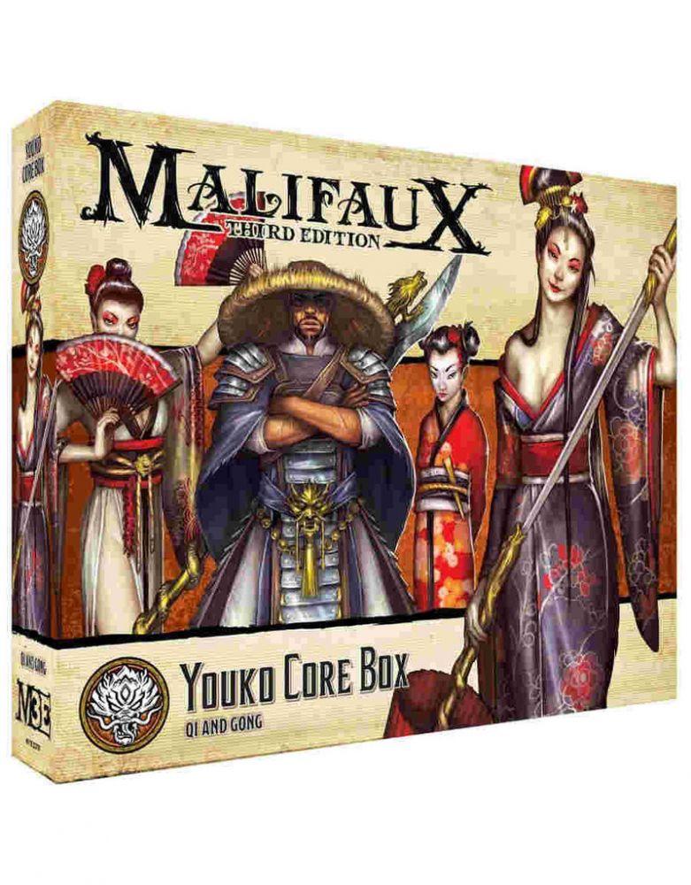 Youko Core Box - M3e Malifaux 3rd Edition