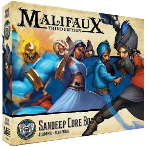 Sandeep Core Box - M3e Malifaux 3rd Edition