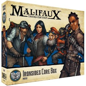 Ironsides Core Box - M3e Malifaux 3rd Edition