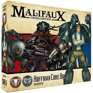 Hoffman Core Box - M3e Malifaux 3rd Edition