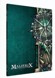 Explorer's Society Faction Book - M3e Malifaux 3rd Edition