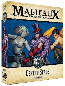Center Stage - Malifaux 3ed