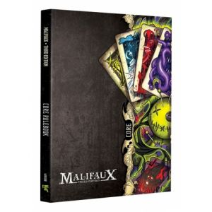 Malifaux Core Rulebook - M3e 3rd Edition