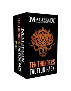 Ten Thunders Faction Pack - M3e Malifaux 3rd Edition