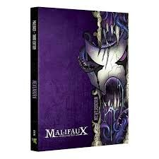 Neverborn Faction Book - M3e Malifaux 3rd Edition