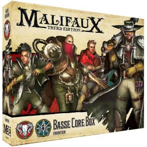Basse Core Box - M3e Malifaux 3rd Edition