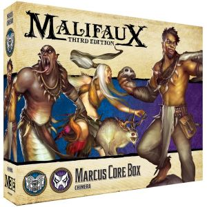 Marcus Core Box - M3e Malifaux 3rd Edition