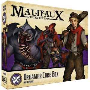 Dreamer Core Box - M3e Malifaux 3rd Edition