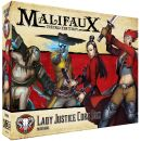 Lady Justice Core Box - M3e Malifaux 3rd Edition